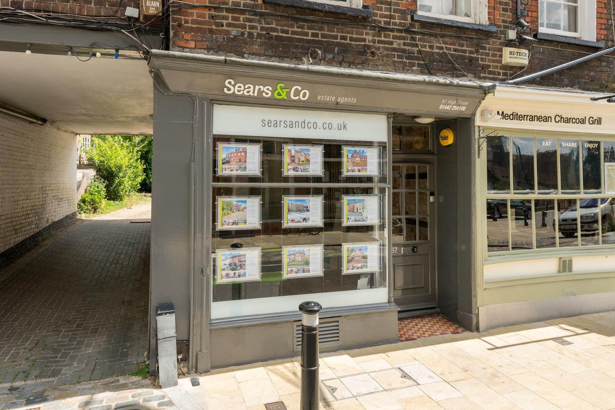 Sears & Co have arrived at 67 High Street.